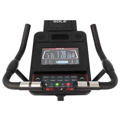 Sole-Fitness-LCB-Upright-cycle-console
