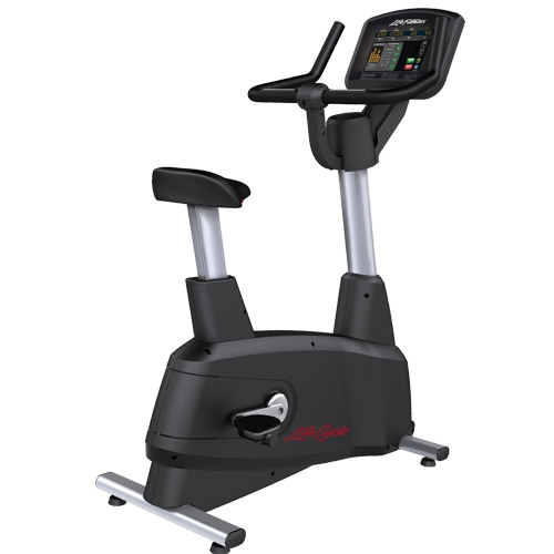 Life Fitness Activate Upright Bike and Console