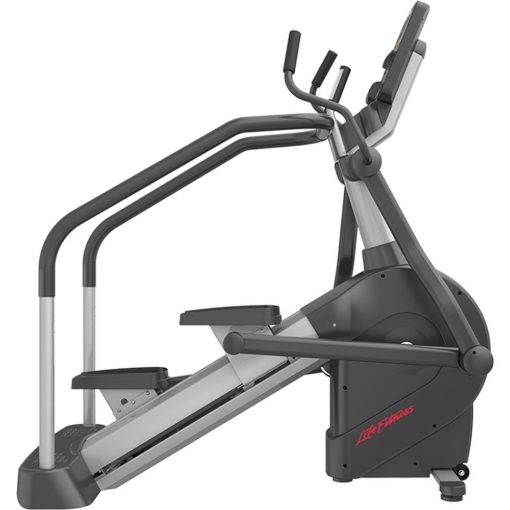 Life Fitness Integrity Series Summit Trainer side