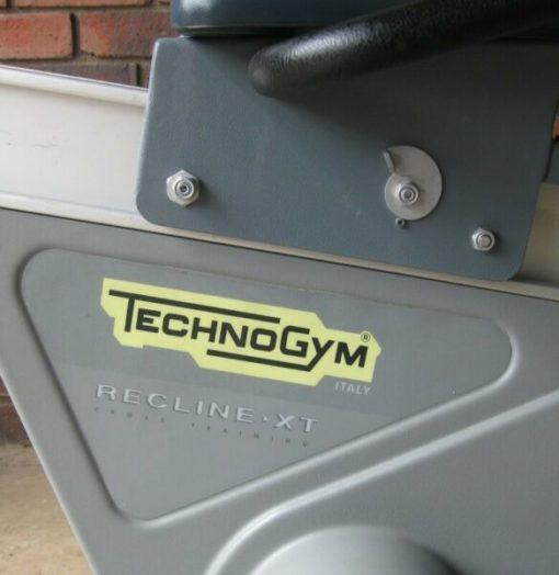 Recumbent Techogym XT Pro brand