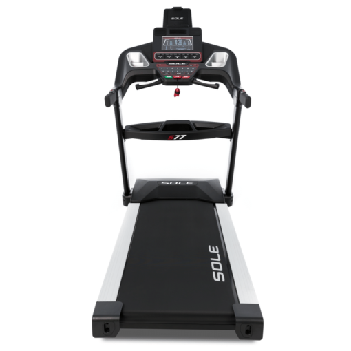 Sole-S77-Treadmill-front