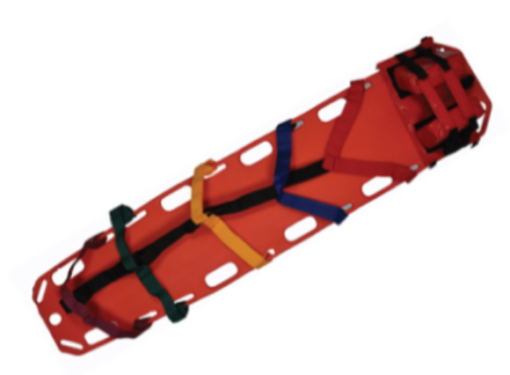 Stretcher Emergency Foldable Spinal Board