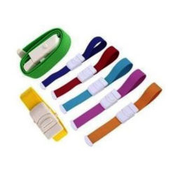Tourniquet Elastic with Clip Assorted Colors