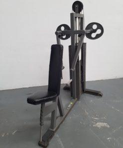Zest Seated Deltoid