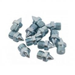 athletics shoes set of hex spikes mm