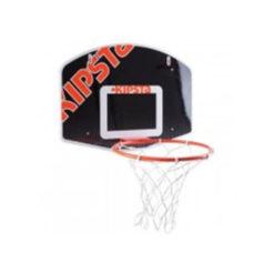 b kids basketball backboard black
