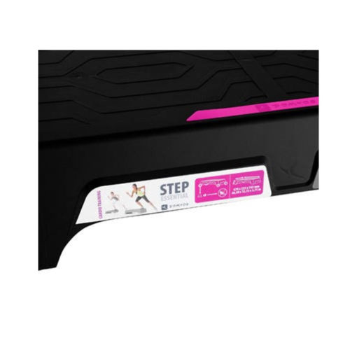 essential step platform black