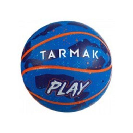 k play kids beginner basketball blue orange