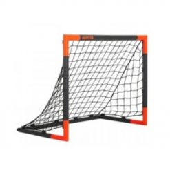 kipsta classic football goal s x m grey orange