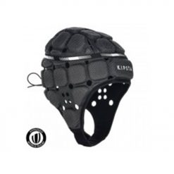 r adult rugby scrum cap black