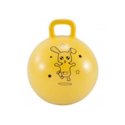resist cm kids gym space hopper yellow