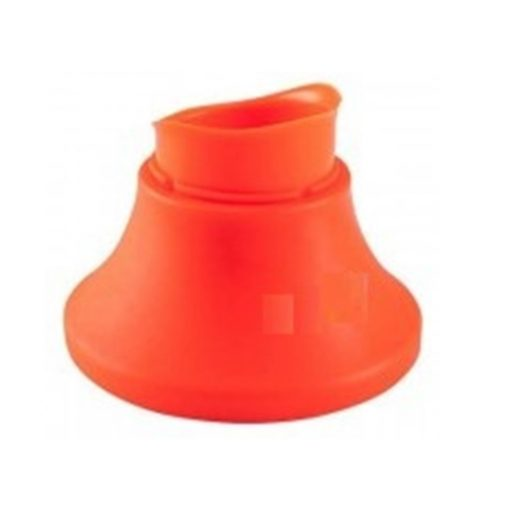 rugby adjustable kicking tee orange