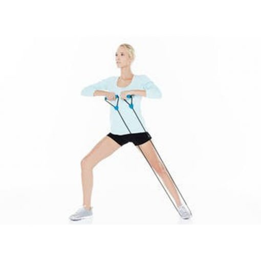 small fitness equipment adjustable toning elastic medium