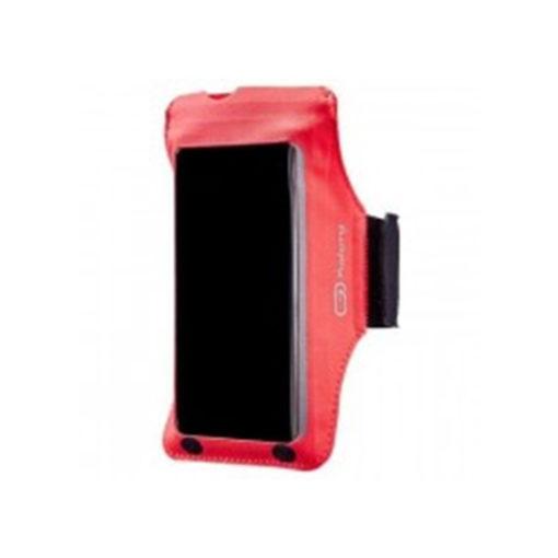 smartphone armband running pink
