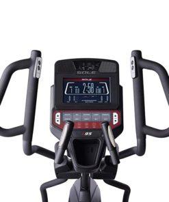 Sole-Fitness-elliptical-E95-console