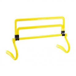 speed hurdles heights yellow